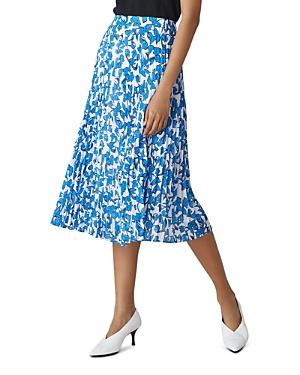 Whistles Cordillia Pleated Skirt