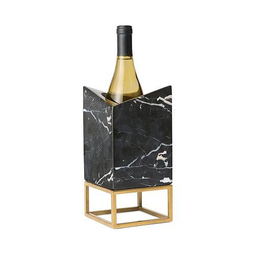 Rabbit - RBT Calacatta Marble Bottle Chiller & Display Stand