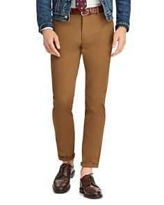 Polo Ralph Lauren - Polo Stretch Slim Fit Chino Pants