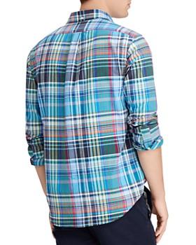 Polo Ralph Lauren - Polo Plaid Oxford Classic Fit Shirt