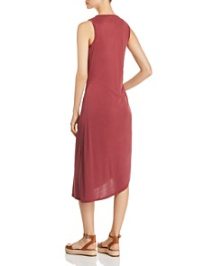 NIC and ZOE - Relax and Ride Drawstring Tank Dress