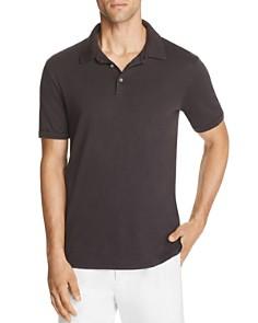 Velvet by Graham & Spencer Randall Slub-Knit Polo Shirt - Bloomingdale's_0