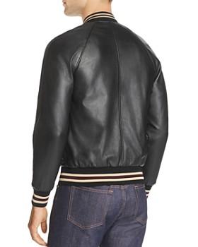 COACH - Reversible Leather Souvenir Jacket