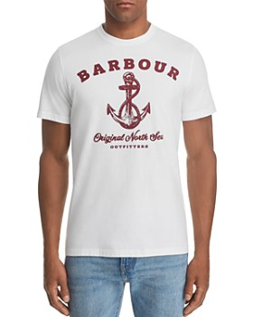 Barbour - Anchor Logo Graphic Tee
