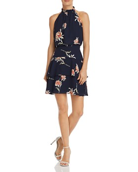BB DAKOTA - arden Variety Floral Popover Dress