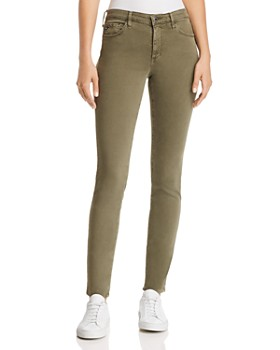 AG - Prima Skinny Jeans in Sulfur Dried Agave