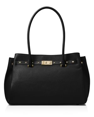 ADDISON LARGE LEATHER TOTE