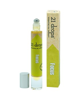 21 Drops - Focus Essential Oil Roll-On