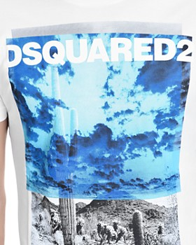 DSQUARED2 - Desert Logo Graphic Tee