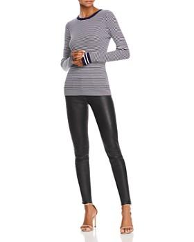 Equipment - Virginia Striped Sweater