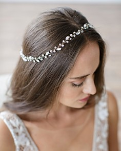 Brides and Hairpins - Ariel Halo Headpiece