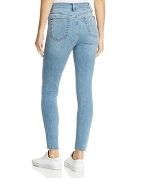 Joe's Jeans - Charlie High Rise Skinny Ankle Jeans in Gail