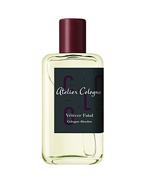 Vetiver Fatal Cologne Absolue Pure Perfume 3.4 oz.