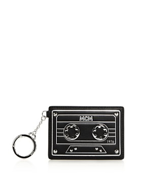 MCM - Cassette Leather Card Case