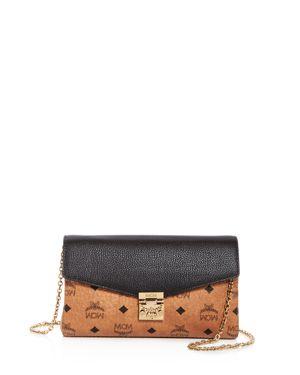 Mcm Millie Medium Crossbody Bag