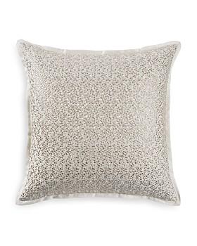"Hudson Park Collection - Marbled Deco Decorative Pillow, 20"" x 20"" - 100% Exclusive"