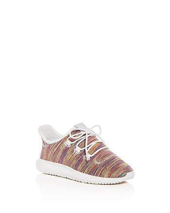 best website 3de39 0b724 Adidas Unisex Tubular Shadow Knit Lace Up Sneakers - Toddler ...