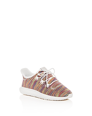Adidas Unisex Tubular Shadow Knit Lace Up Sneakers  Toddler Little Kid
