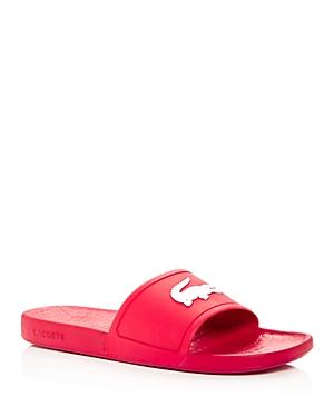 Lacoste Men's Logo Slide Sandals