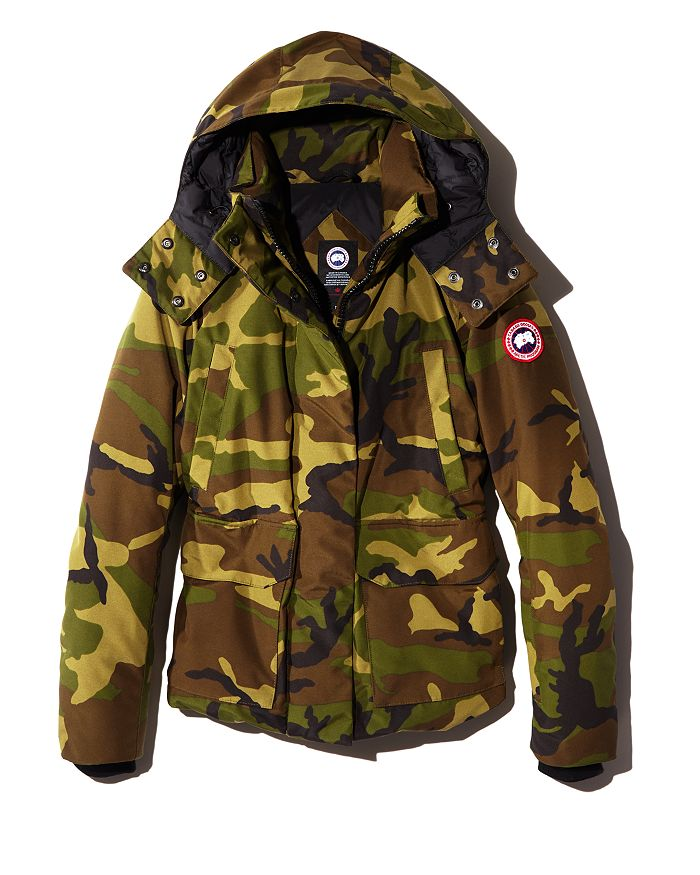 Canada Goose - Blakely Camo Print Down Parka - 100% Exclusive