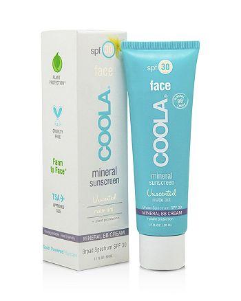 Coola - Face Mineral Sunscreen SPF 30 Matte Tint