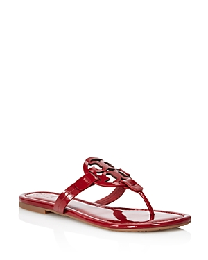 Tory Burch Miller Patent Leather Sandals