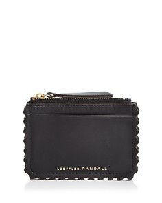 Loeffler Randall - Nina Leather Card Case