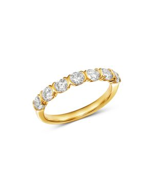 Bloomingdale's Diamond Round Stacking Ring in 14K Yellow Gold, 1.0 ct. t.w.