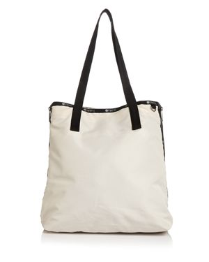 LESPORTSAC COLLETTE EXPANDABLE RIPSTOP TOTE