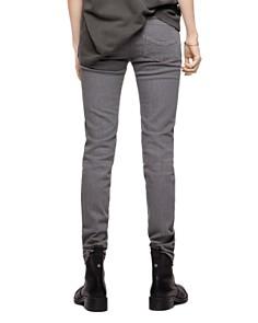 Zadig & Voltaire - Eva Slim Jeans in Gray