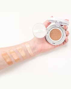 Saturday Skin - All Aglow Sunscreen Perfecting Cushion Compact SPF 50