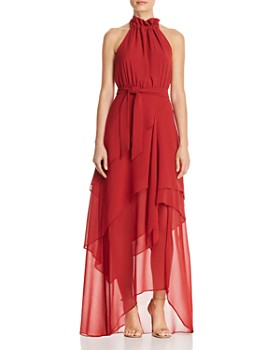 C/MEO Collective - Allude Draped Gown - 100% Exclusive
