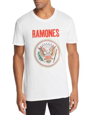 One Bxwd Ramones Graphic Tee
