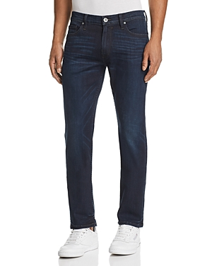 Paige Federal Slim Fit Jeans in Kenan