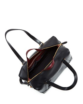 Salvatore Ferragamo - Runway Leather Duffel Bag