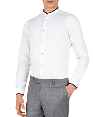 The Kooples Faille Shirt Shirt