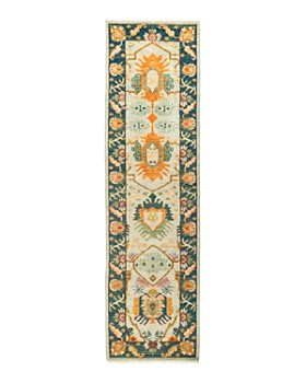 Solo Rugs - Eclectic Hand-Knotted Runner Rug Collection