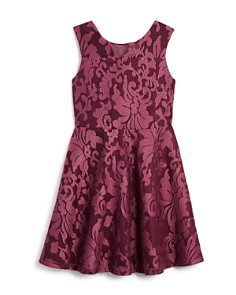 Pippa & Julie - Girls' Lace Dress - Big Kid