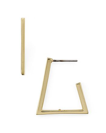 Rebecca Minkoff - Trapezoid Earrings