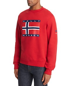 Sandro - Helly Hansen Crewneck Sweatshirt - 100% Exclusive