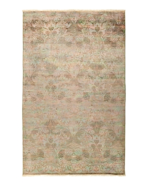 Bloomingdale's Vibrance 39 Hand Knotted Area Rug, 5' 1 x 8' 1