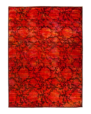 Solo Rugs Vibrance 5 Hand Knotted Area Rug, 9' 0 x 12' 3