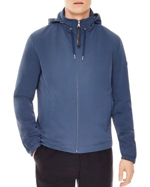 ORION HOODED JACKET