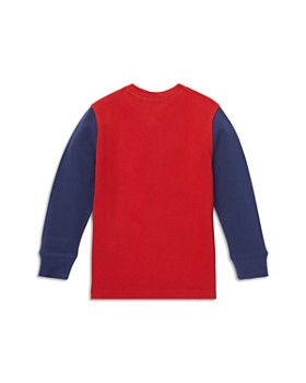 Ralph Lauren - Boys' Big Pony Henley Shirt - Little Kid