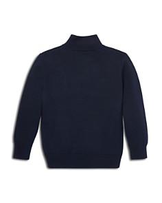Ralph Lauren - Boys' Quarter-Zip Polo Sweater - Little Kid