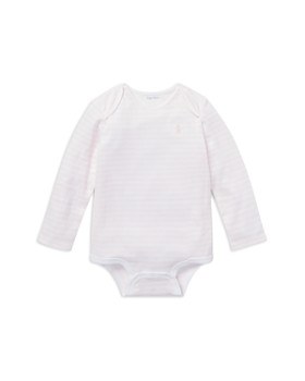Ralph Lauren - Girls' Striped Bodysuit - Baby