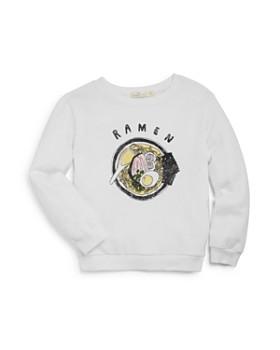 Michelle by Comune - Girls' Kelsey Ramen Sweatshirt - Big Kid, Little Kid