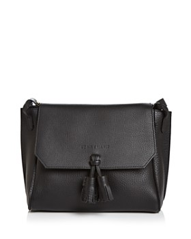 Longchamp - Penelope Large Leather Crossbody