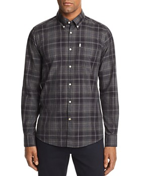 Barbour - Wetheram Plaid Tailored Fit Button-Down Shirt