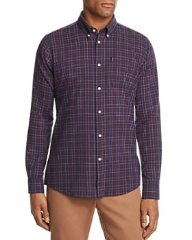 Barbour - Endsleigh Tattersall Plaid Tailored Fit Button-Down Shirt
